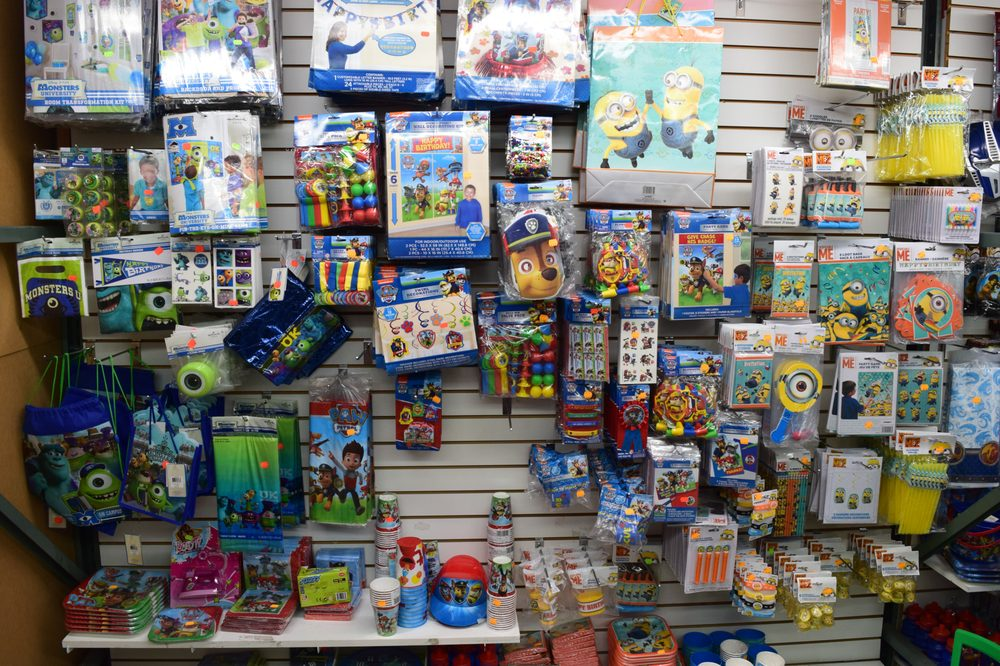 Odessy Party Supplies: 4702 NW 165th St, Miami Gardens, FL