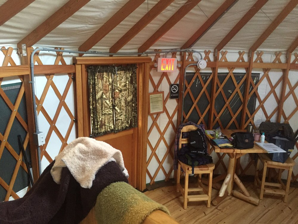 Stone Mountain Yurts Yelp