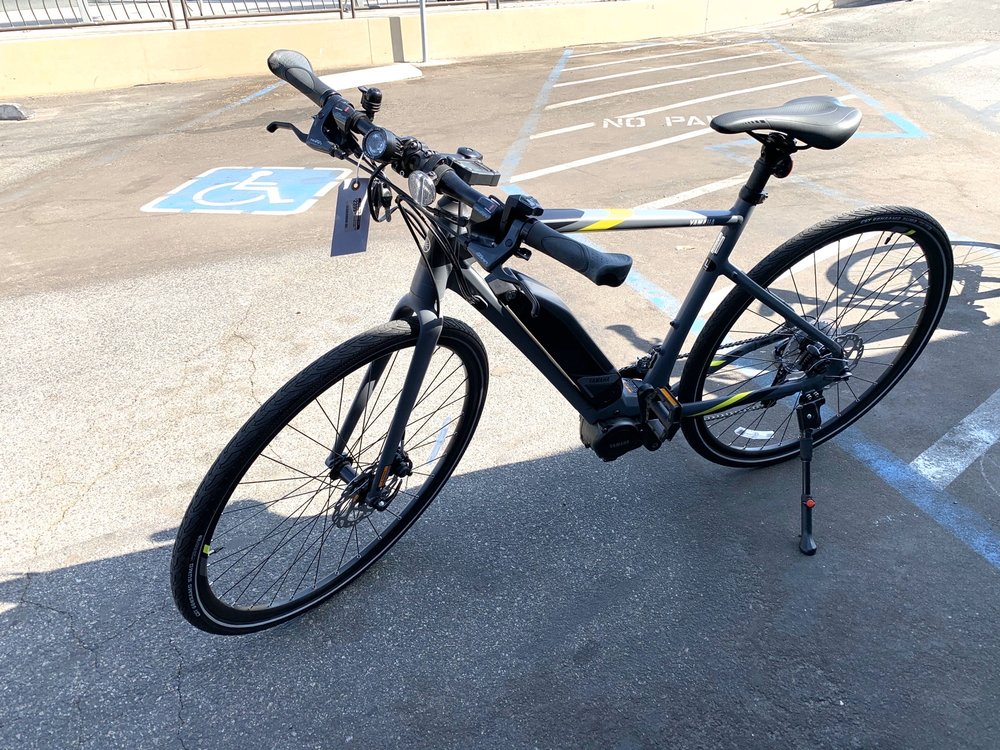 San Diego Electric Bike