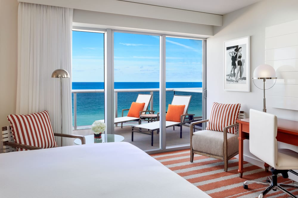 these guestrooms have direct views of the atlantic ocean. Black Bedroom Furniture Sets. Home Design Ideas