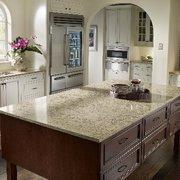 Artistic Marble Granite Surfaces 26 Photos Kitchen Bath