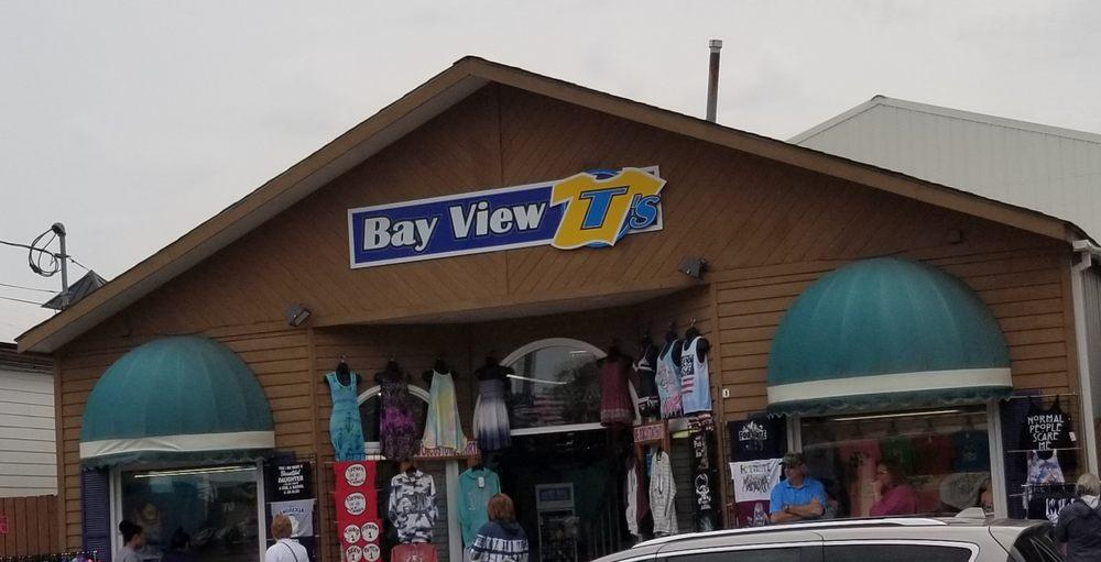 Bay View T's: 44 James St, Alexandria Bay, NY