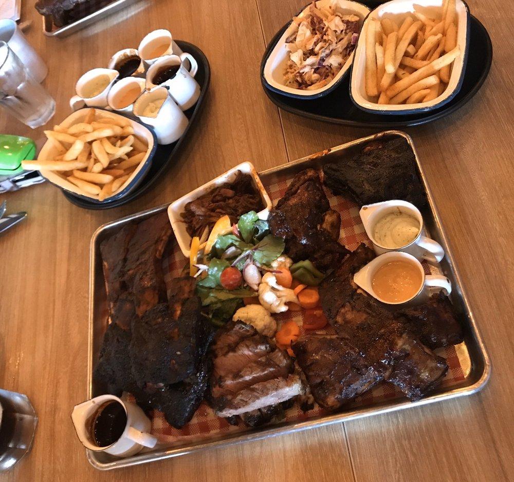 Texas Bar-B-Q Grill