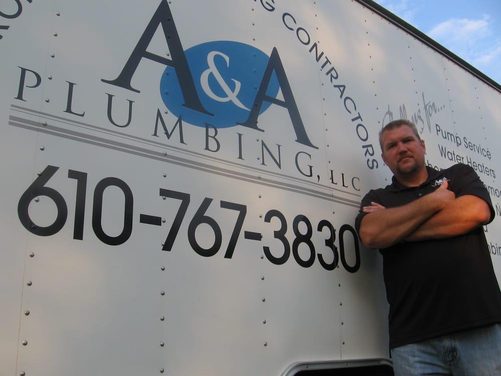 A&A Plumbing, LLC: 282 Willow Rd, Walnutport, PA