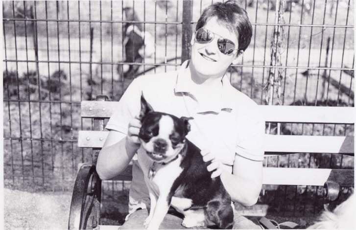 Union Square Dog Walker