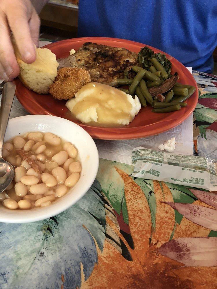 Dinner Bell Restaurant: 13444 US Hwy 68 E, Benton, KY