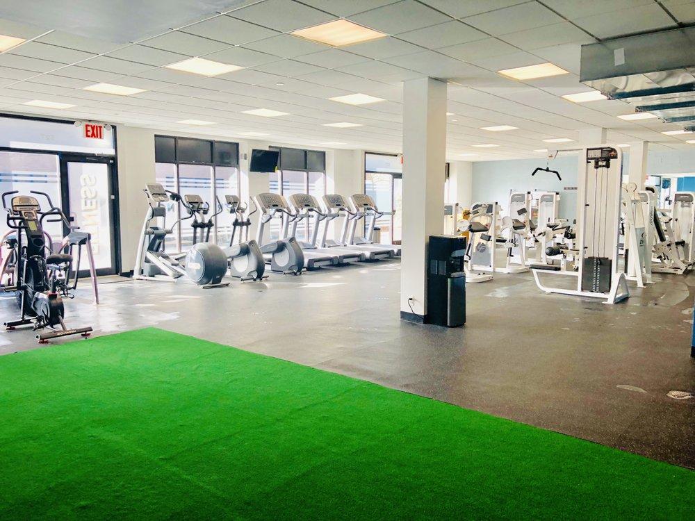 Park Fitness Gym: 527 Coney Island Ave, Brooklyn, NY