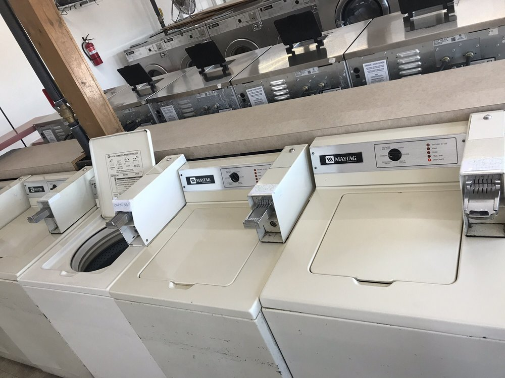 Bubble Machine Laundromat: 719 N California St, Socorro, NM