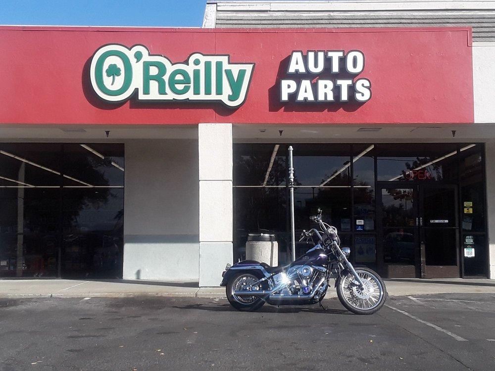 O'Reilly Auto Parts: 2660 Union Ave, San Jose, CA