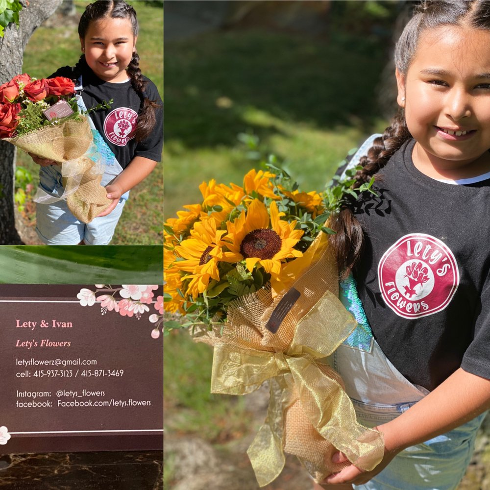 Lety's Flowers: 1500 Sycamore Ave, Hercules, CA