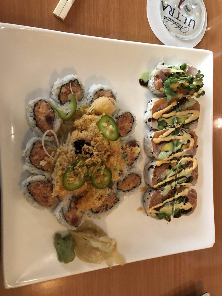 Izumi Japanese Steak House & Sushi Bar
