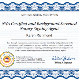 how to become a notary in wa
