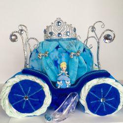 Abundant creation custom cakes third ward charlotte nc phone photo of abundant creation charlotte nc united states princess diaper cake negle Gallery