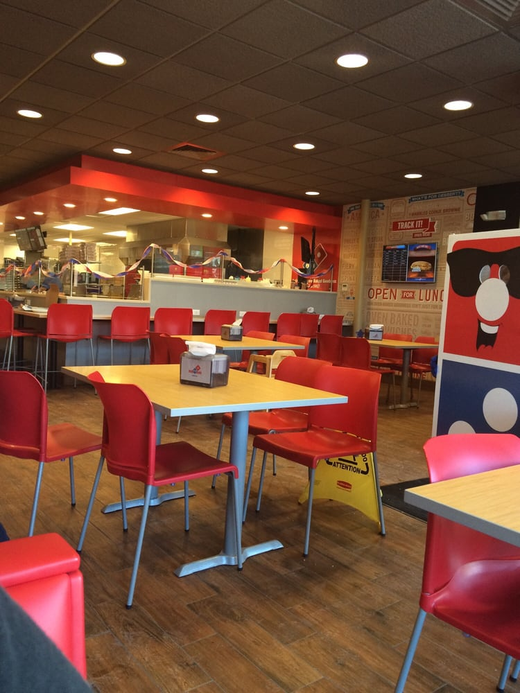 Domino's Pizza: 379 Main St, Presque Isle, ME