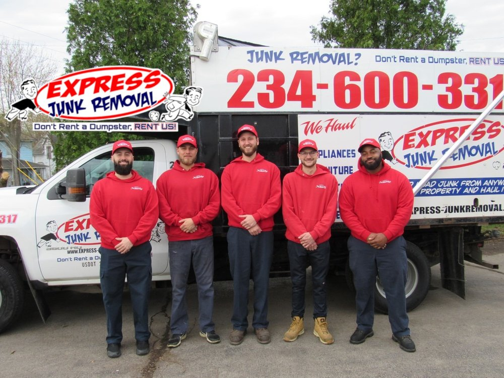 Express Junk Removal: 1227 Youngstown Rd SE, Warren, OH