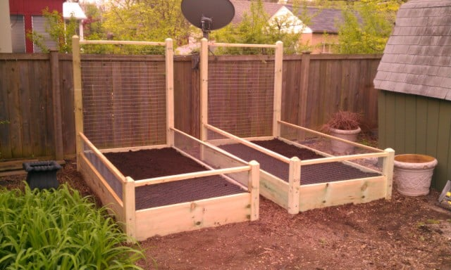 Photo Of Healthy Roots Raised Bed Gardens   Glenview, IL, United States.  Healthy
