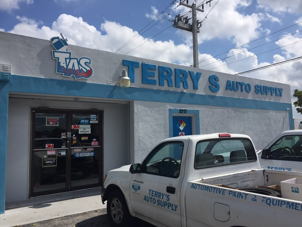 Terry's Auto Supply: 2271 SW 59th Ter, Hollywood, FL