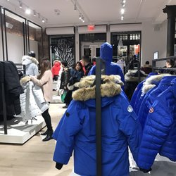 canada goose repair shop