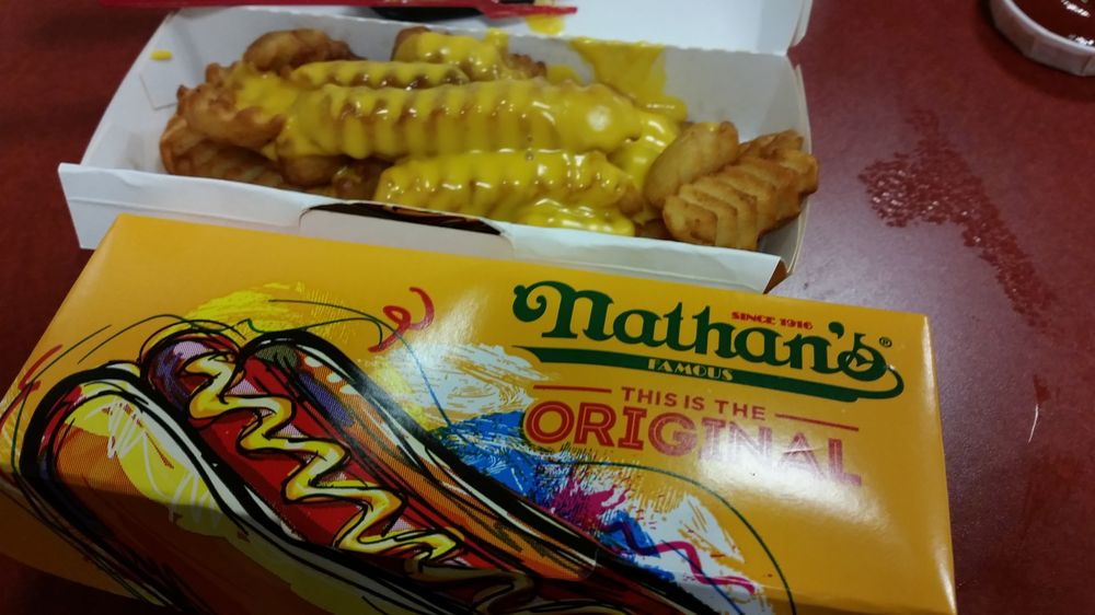 Nathan S Hot Dogs Near Me