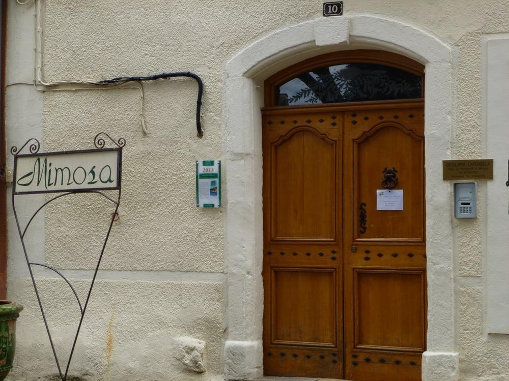 Hotel Le Mimosa - Saint-Saturnin-de-Lucian