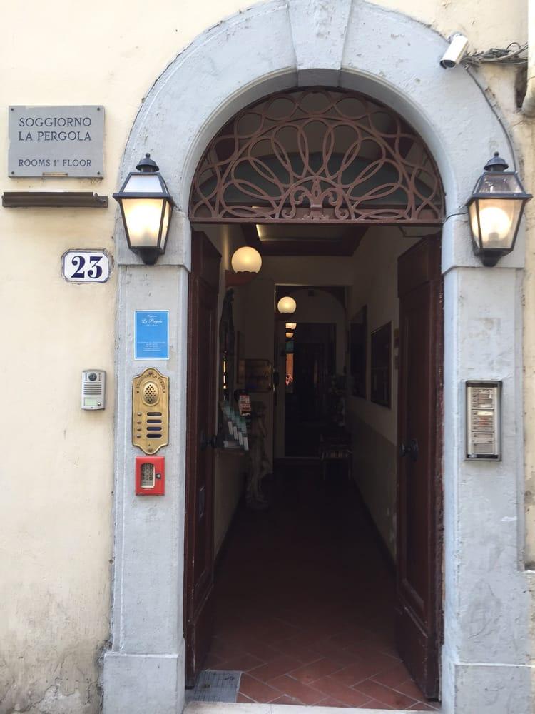 Soggiorno La Pergola - Via della Pergola 23, Duomo, Florence ...