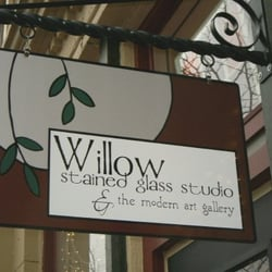 Willow stained glass studio decoraci n del hogar 109 n for Casa decoracion willow