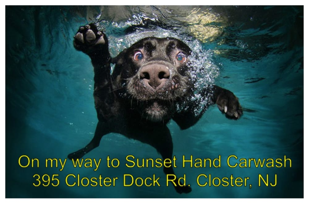 Sunset Hand Car Wash: 395 Closter Dock Rd, Closter, NJ