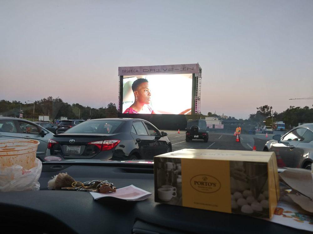 Tribeca Drive-In - The Rose Bowl: 1001 Rose Bowl Dr, Pasadena, CA
