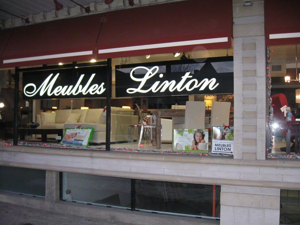 Meubles linton negozi d 39 arredamento 4646 avenue du for Meuble linton montreal