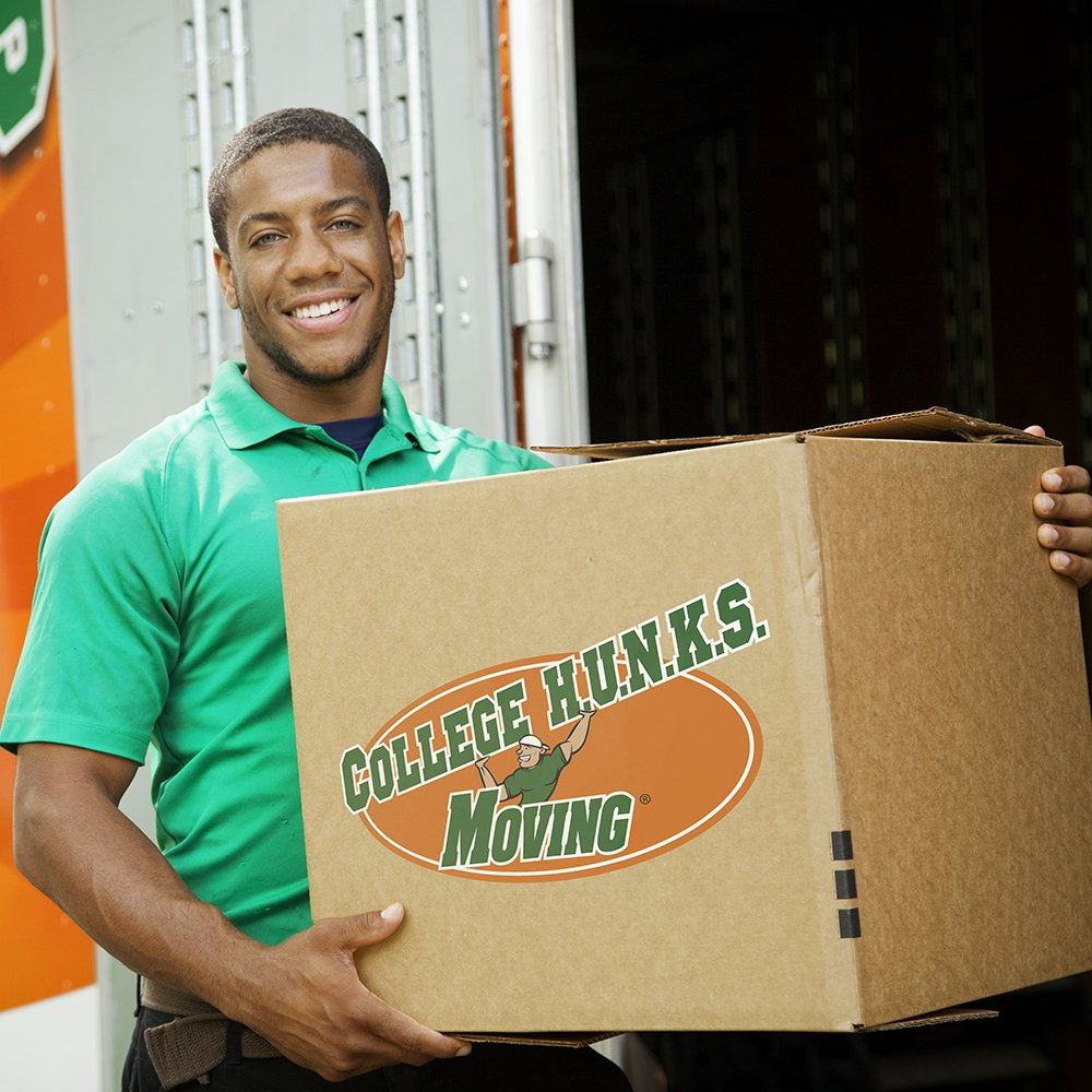 College Hunks Hauling Junk and Moving: 650 Brakke Dr, Hudson, MN