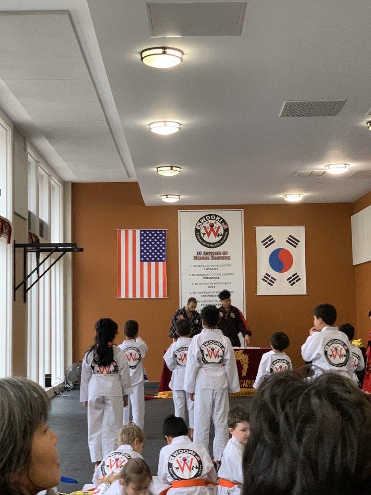 Pure Woori Taekwondo & Hapkido Academy: 5307 S Hyde Park Blvd, Chicago, IL
