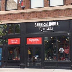 Barnes Amp Noble At Rutgers University Newark Bookstores