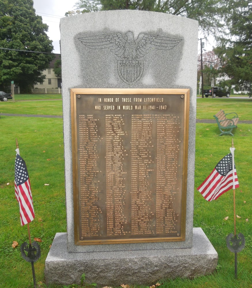 Photo of Litchfield War Monuments - Litchfield, CT, United States