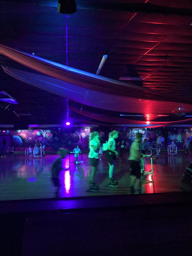 Astro Skate Center: 875 Cypress St, Tarpon Springs, FL