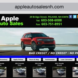 Apple Auto Sales >> Apple Auto Sales Request A Quote Car Dealers 29 Bridge