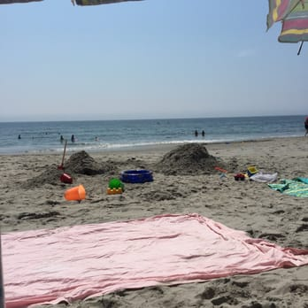 Photo Of Scarborough State Beach Narragansett Ri United States Weekday At The