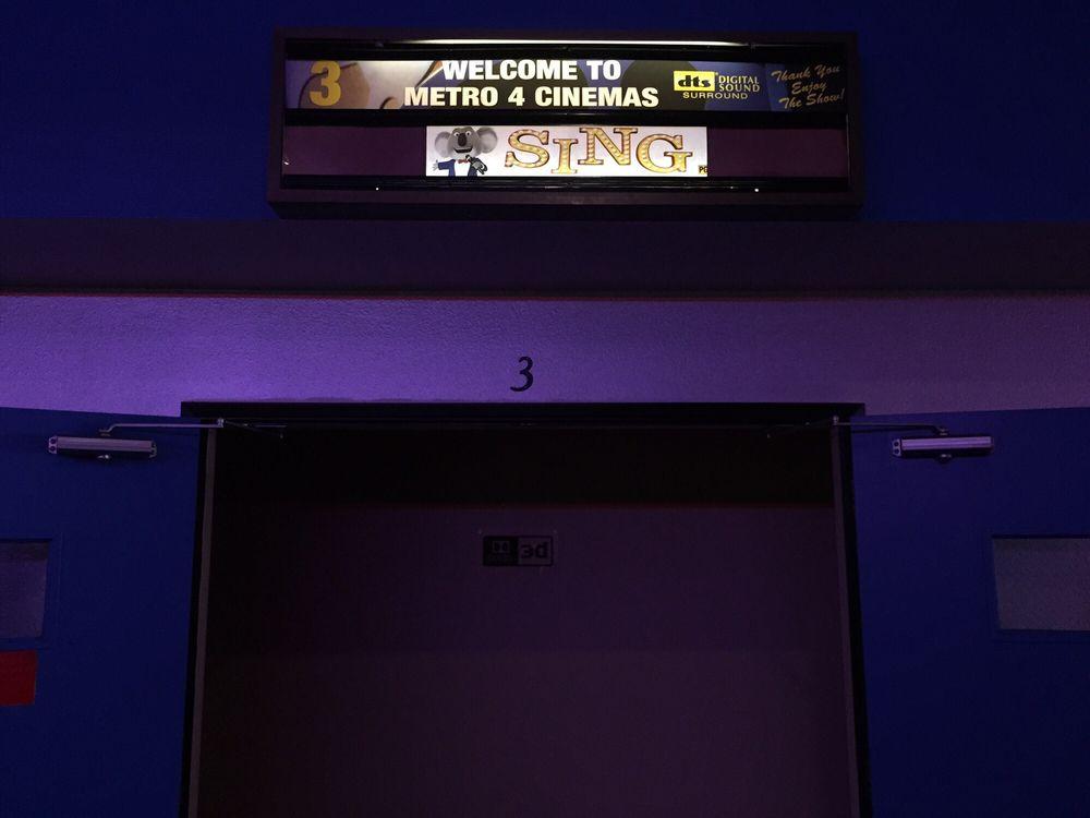 Metro 4 Cinema