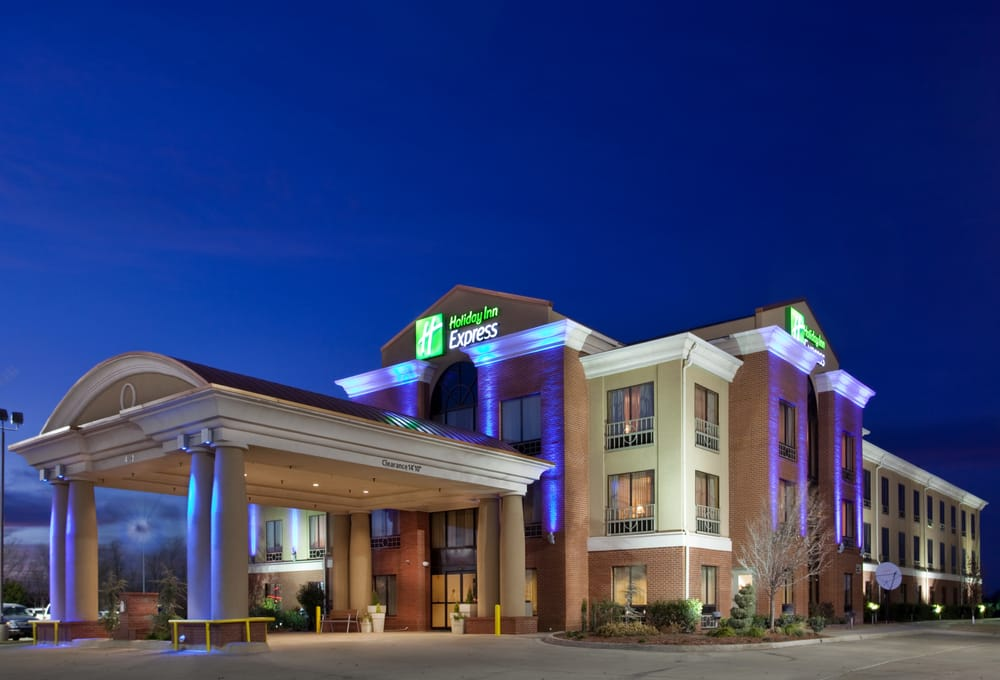 Holiday Inn Express & Suites - Enid-Hwy 412: 4702 W Owen K Garriott Rd, Enid, OK