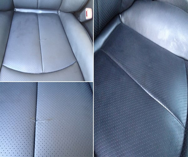auto car boat airplane plane leather vinyl fabric repair