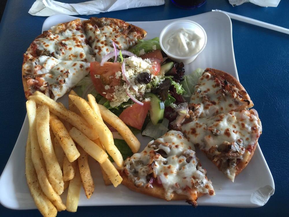 Gyro Pita Pizza Yelp
