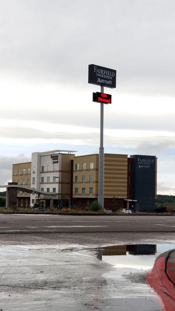 Fairfield Inn & Suites by Marriott Tucumcari: 1901 S Mountain Rd, Tucumcari, NM