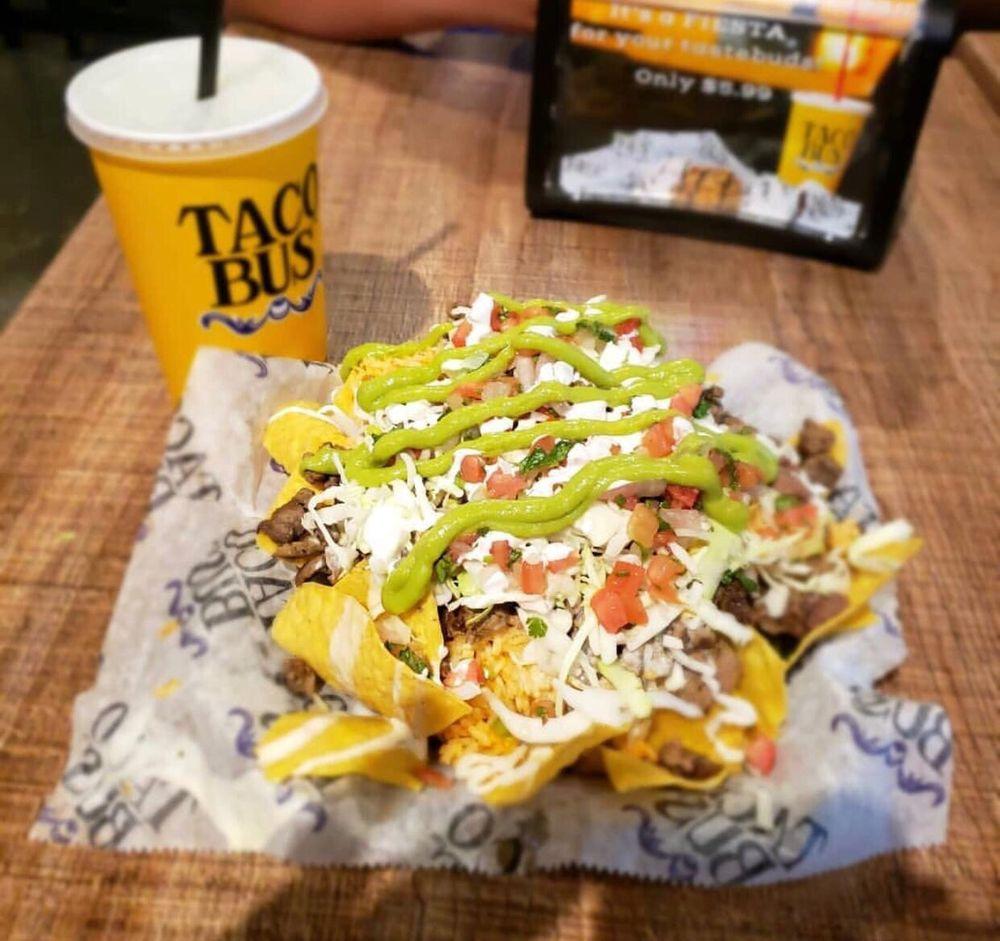 Food from Taco Bus - Lakeland