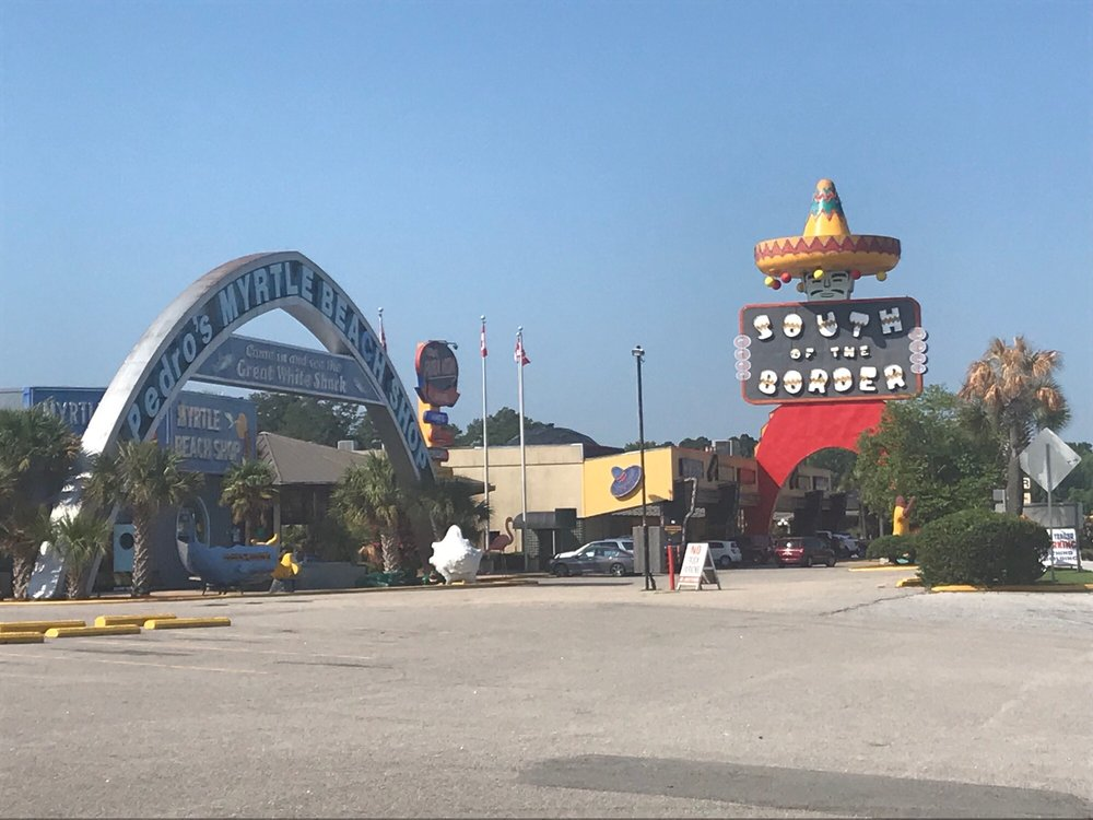 South of the Border: 3346 Hwy 301 N, Dillon, SC