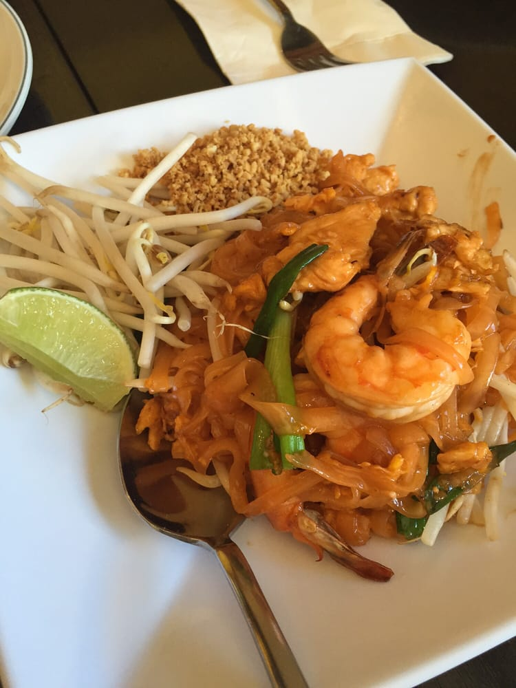 Pad thai very little serving yelp for 22 thai cuisine yelp