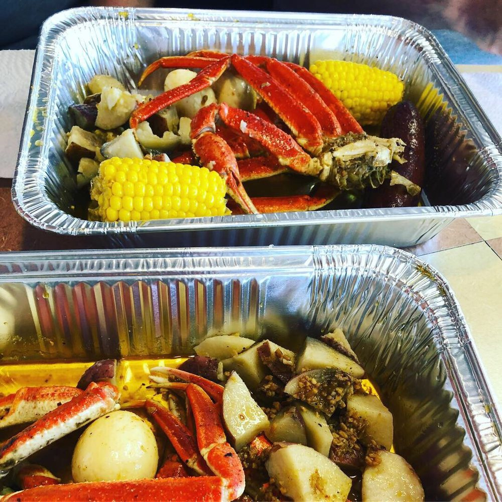 Food from Ms. Margaret's Soul Food Restaurant & Catering