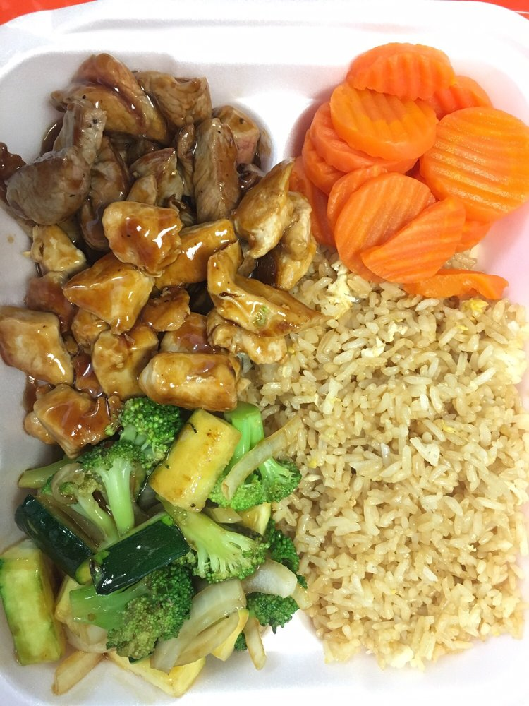Asian Grill: 701 Hay 11W, Church Hill, TN