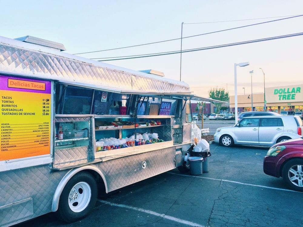 Delicias Taco Truck