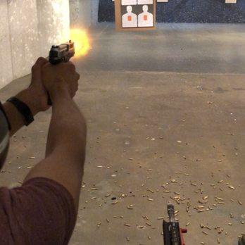 Shooting range garden grove