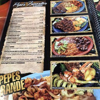 Los Pepes Mexican Restaurant Vancouver Wa