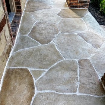 Photo Of Texas Premier Coat Resurfacing   Austin, TX, United States. Front  Patio